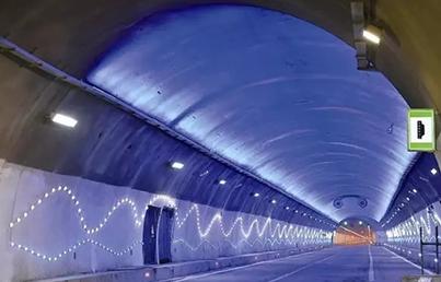 山西太古高速西山隧道