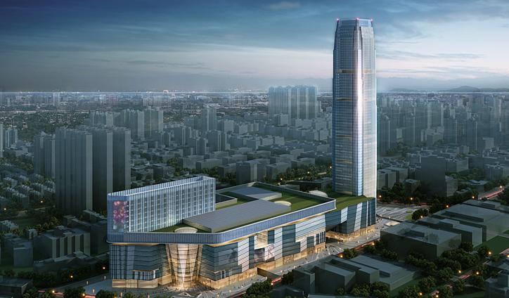深圳宝能中心