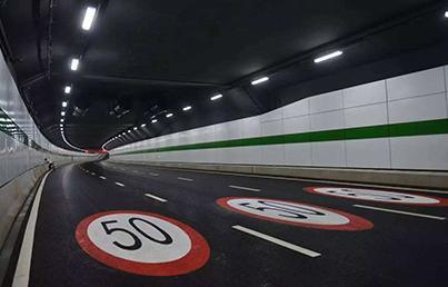 南昌过江红谷隧道