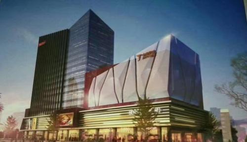 海南红城湖商业广场