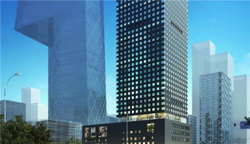 北京CBD清华大学科技楼