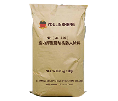 JX-110 thick fire retardant coating for steel structure
