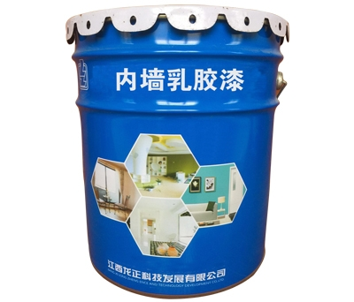 Internal wall latex paint